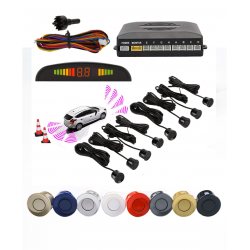Kit 8 Sensores de...